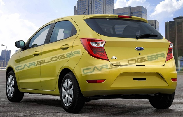 Next-generation-2015-Ford-Ka-Rendering-Rear