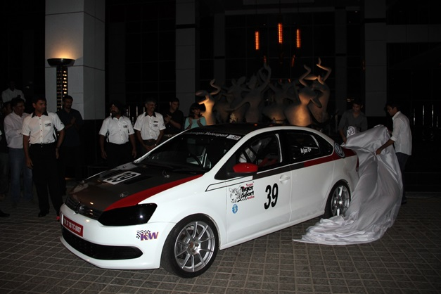 India S Fastest Volkswagen Vento Tuned By Tiger Sports