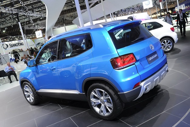 More Details And Pics Of The Ford Ecosport Rival