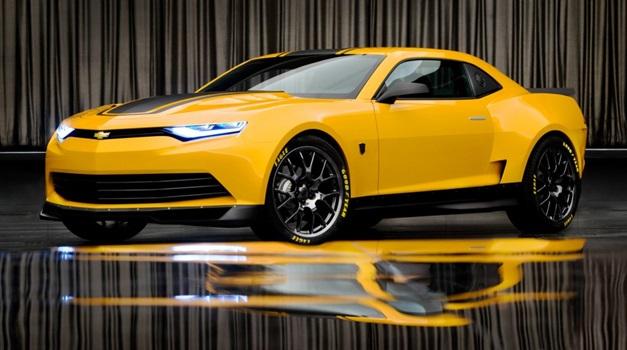 Transformers 4 movie casts 6th-Gen Chevrolet Camaro 2016 Upgrade