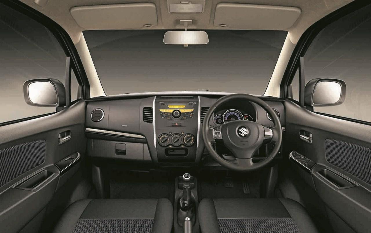 2013 Maruti Wagonr Stingray India 015 Bharathautos Automobile