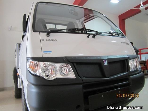Piaggio Porter 1000 And Porter 600 Launched In Bangalore