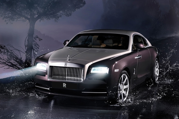 2014-Rolls-Royce-Wraith-India-FrontView