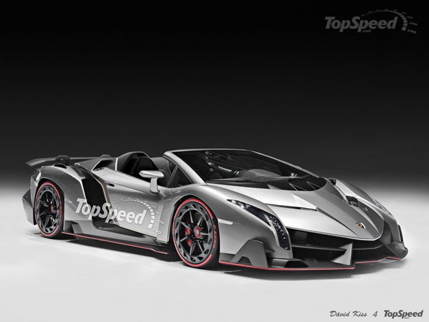 Lamborghini Veneno Roadster Topless Version In The Works Page 335