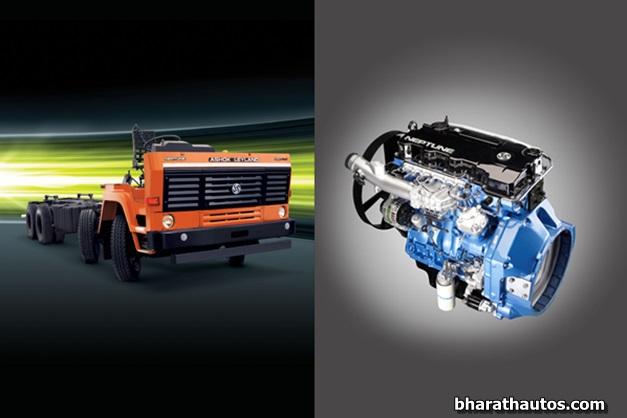 Ashok-Leyland-Sankagiri-Express-3120-truck-NEPTUNE-Engined-Truck