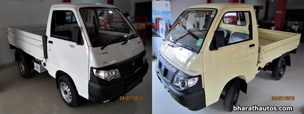 Piaggio Porter 1000 and Porter 600