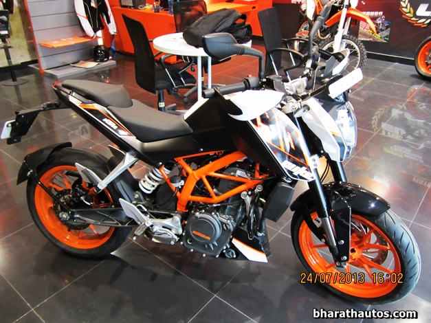 Ktm Duke Sticker Kit India