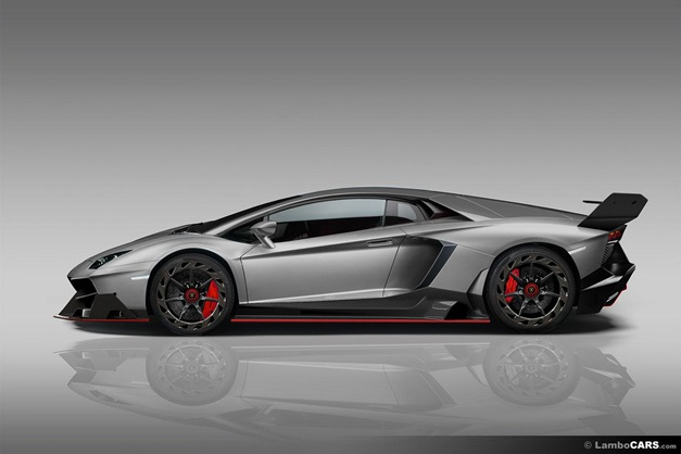 lamborghini aventador gets veneno inspired body kit. Black Bedroom Furniture Sets. Home Design Ideas