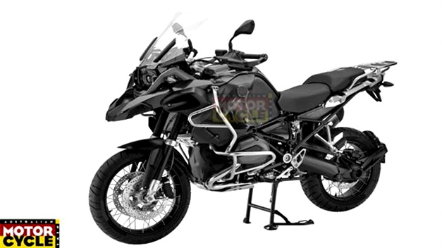 All-new BMW R1200GS Adventure