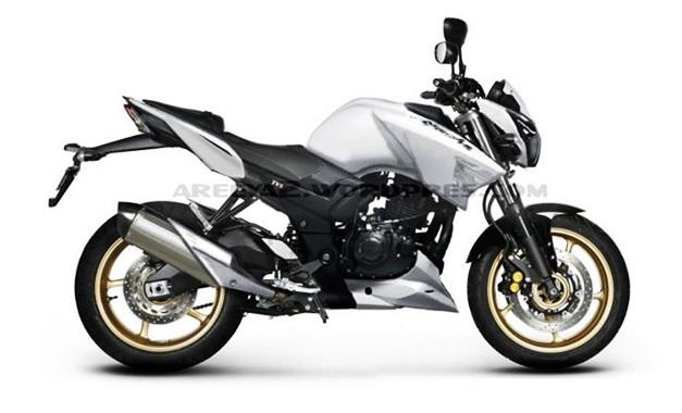 Yamaha Apache Rtr