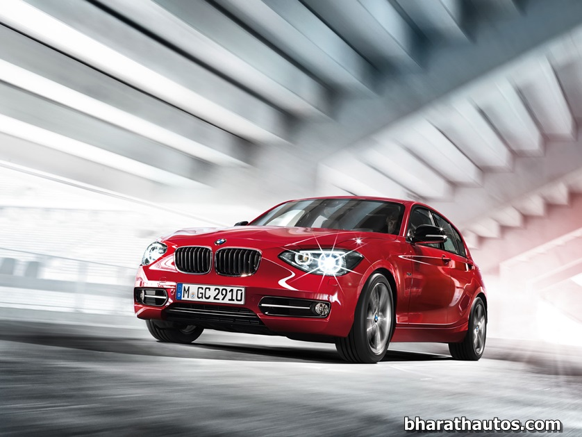 Bmw 1 Series Compact Luxury Hatchback Launched In India At Rs 20 90