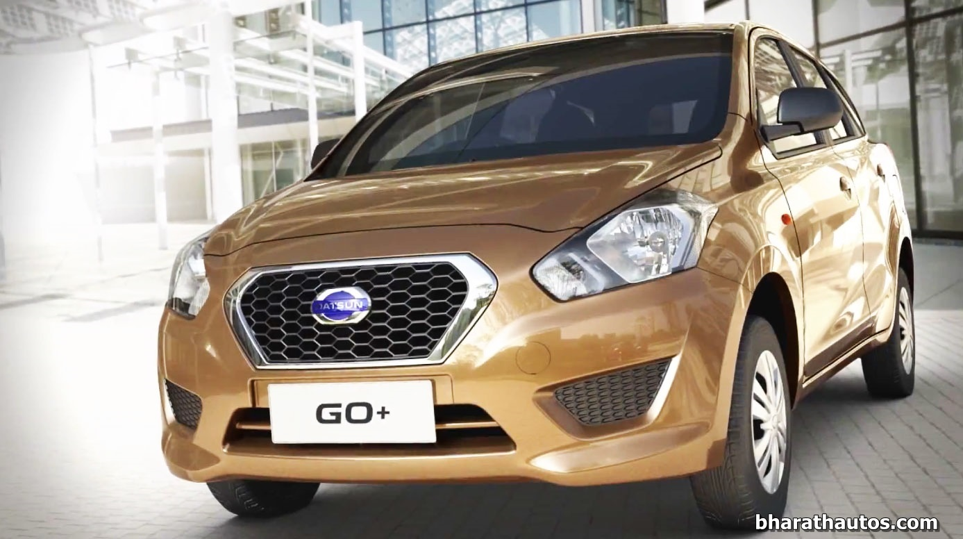 Datsun S Second Model Is An 7 Seater Mpv Christened