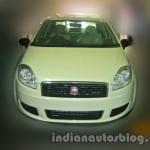 Fiat-Linea-Classic-front-spyshot-India-001
