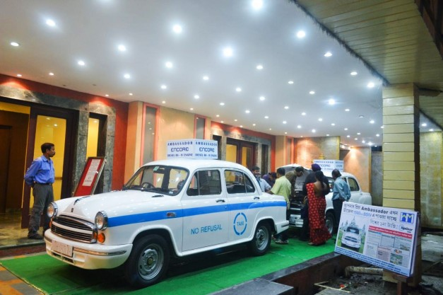Hindustan-Motors-Ambassador-Encore-BS4-India