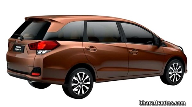 Honda-Brio-Mobilio-MPV-India-RearView