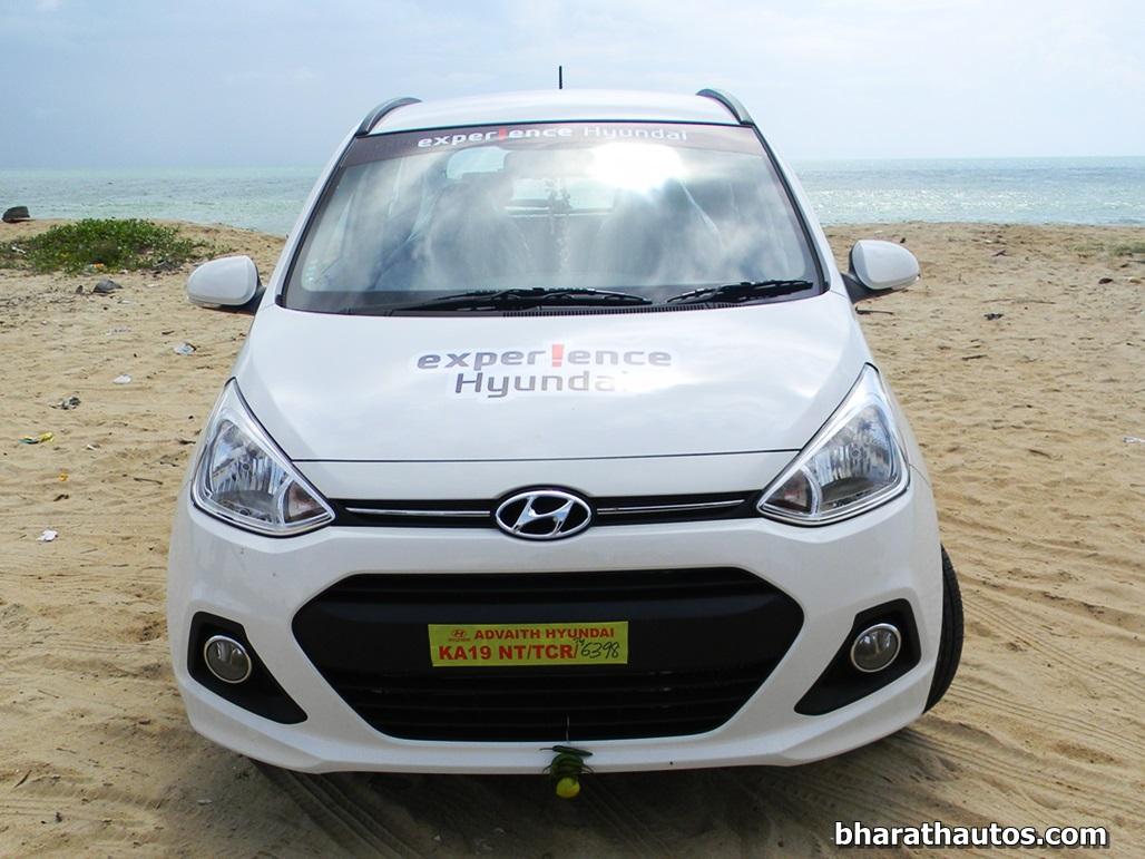 Hyundai Grand I10 First Impressions