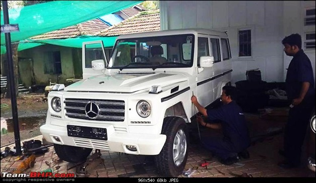 Mahindra Bolero Evolving Into A Mercedes G Wagon In