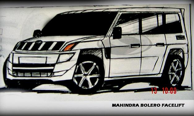 Next-Gen-Mahindra-Bolero-facelift-India
