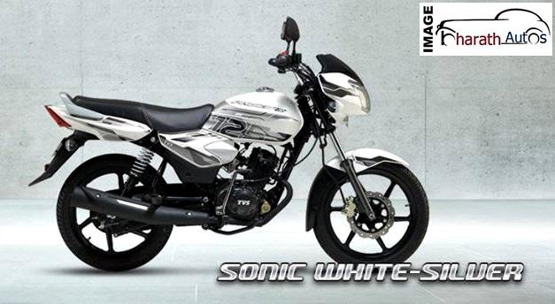 2013-TVS-Phoenix-125-Sonic-White-Silver