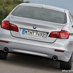 2014-BMW-5_Series-Facelift-India-Rear-End