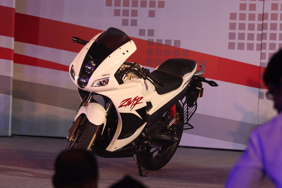 Hero Motocorp Shows Off Its 2014 Range Of Two Wheelers