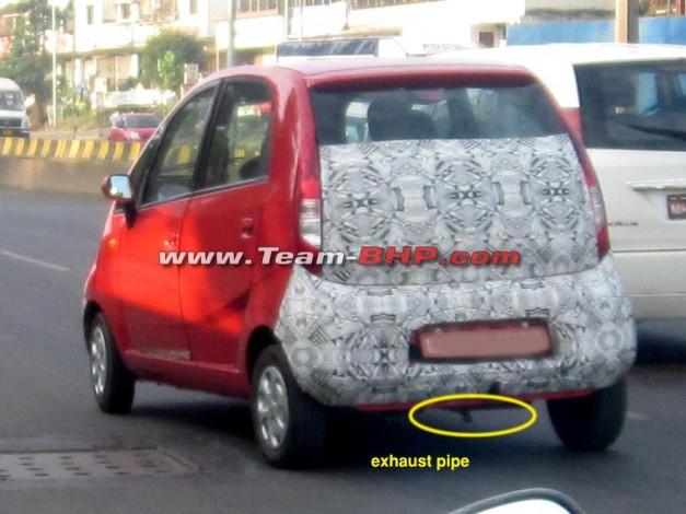 2014-Tata-Nano-Diesel-Exhaust-Pipe