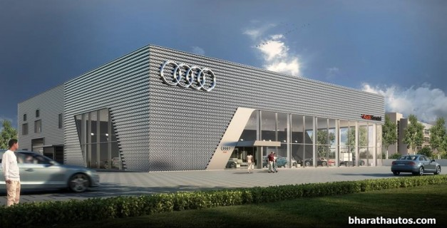 Audi-India-28th-Showroom-Karnal