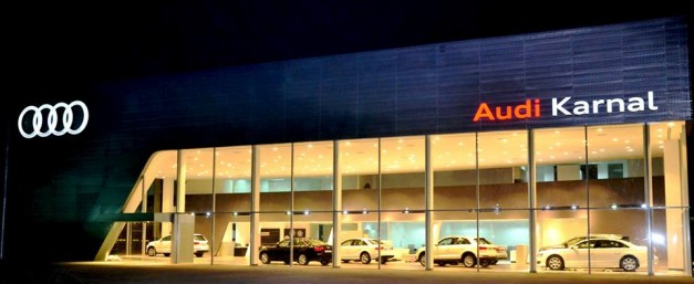Audi-Showroom-Karnal