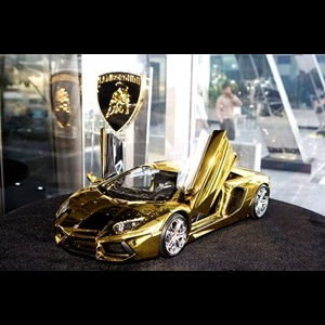 Gold Lamborghini Aventador Sale Uae Bharathautos Automobile News