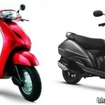 Honda-Activa-VS-TVS-Jupiter-India-Side-View