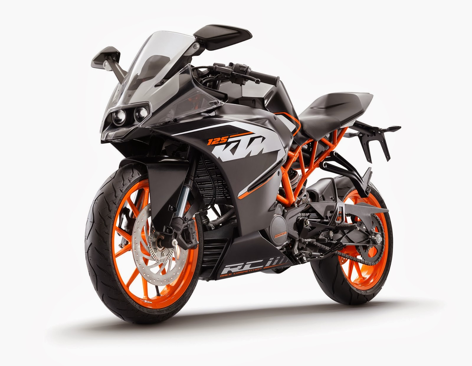 KTM RC 125200390 30 High Resolution Photos Released