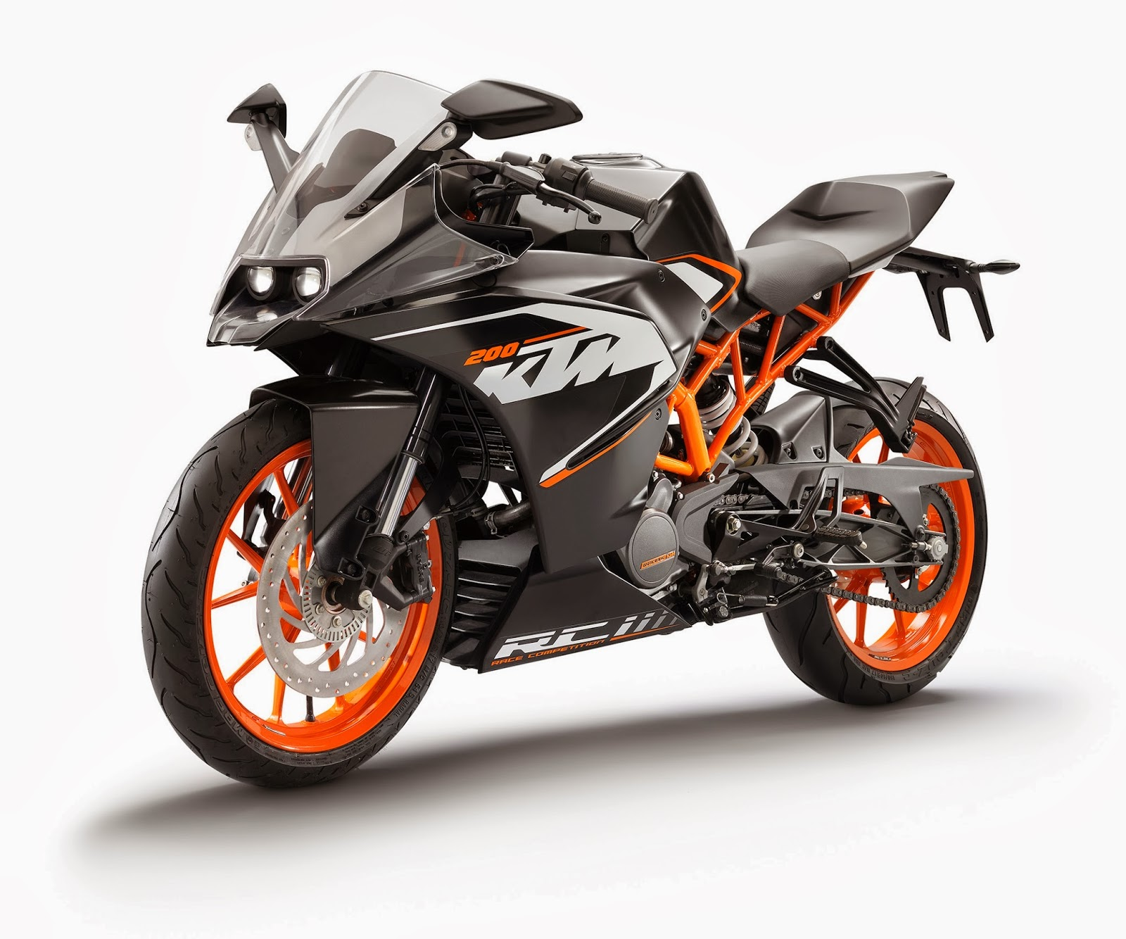 Ktm Rc  Release Date