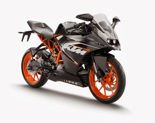 KTM-Duke-RC-200-India-Front-View