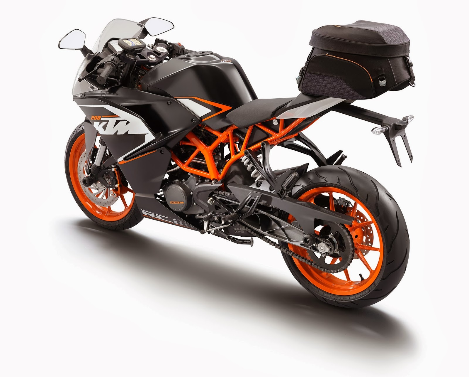 Ktm Rc Tail Bag