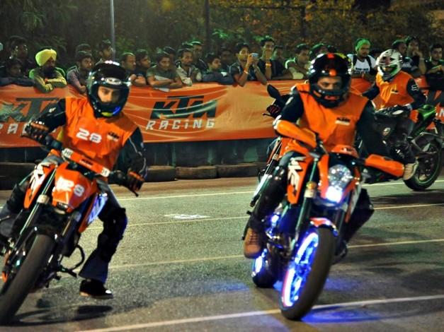 Ktm Orange Day Delhi