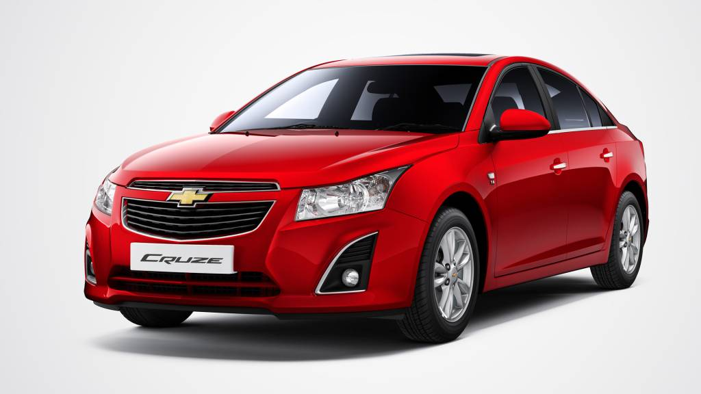 2013 chevrolet cruze facelift is now on sale in india. Black Bedroom Furniture Sets. Home Design Ideas