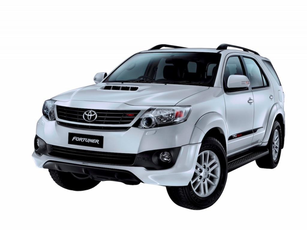 Toyota Fortuner Trd Sportivo Limited Edition Launched At