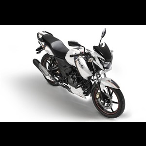 New-TVS-Apache-RTR-160-New-Paint-Job