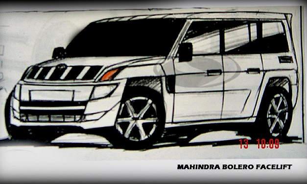 Next-Gen-Mahindra-Bolero-facelift-India