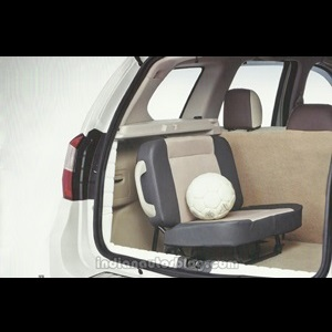 Nissan Terrano Features 3rd Row Seats As Optional Including Other Accessories