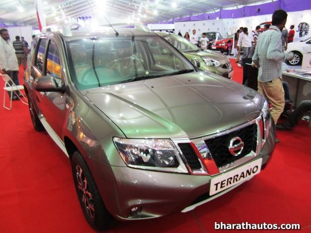 Nissan-Terrano-SUV-Front-ViewNissan-Terrano-SUV-Front-View