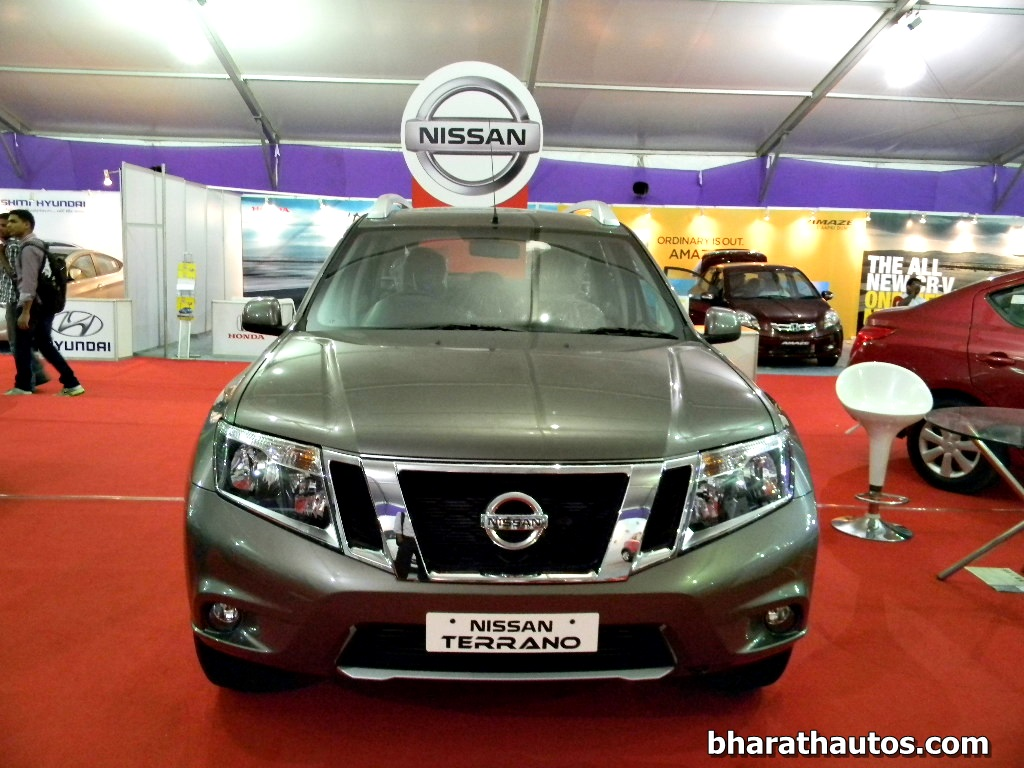 Nissan Terrano Launched In India At Rs 9 58 Lakh