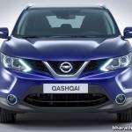 2014-Nissan-Qashqai-India-Front-Fascia