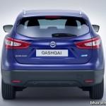2014-Nissan-Qashqai-India-Rear-End