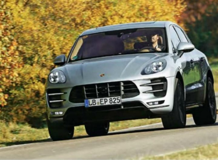 2014 porsche macan images leaked ahead of its los angeles auto show debut. Black Bedroom Furniture Sets. Home Design Ideas