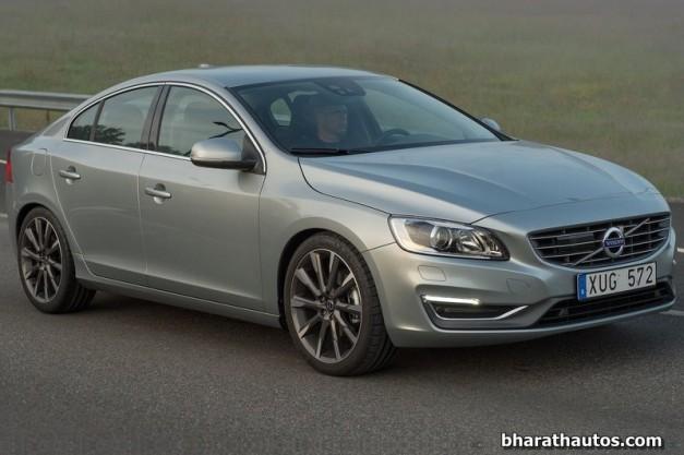 2014-Volvo-S60-Sedan-India