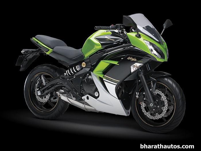 2014 Kawasaki Ninja 400 unveiled, draws styling inspiration from ...
