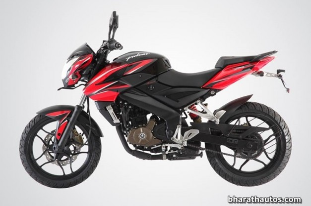 bajaj-pulsar-200ns-red-black-paint-scheme