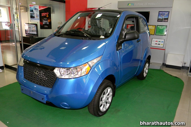 Mahindra Reva Electric Vehicles Now Offering Ev Charging