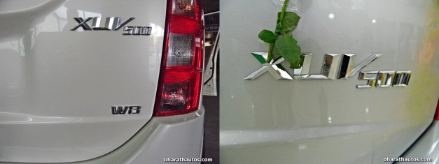mahindra-xuv500-w8-and-w4-side-by-side-visual-comparison-badge
